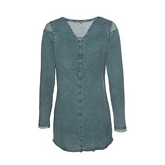 Shirt mit Netz, baltic
