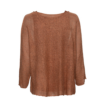 Strickpullover mit Top, outback