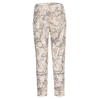 Hose mit Camouflage-Optik, sand