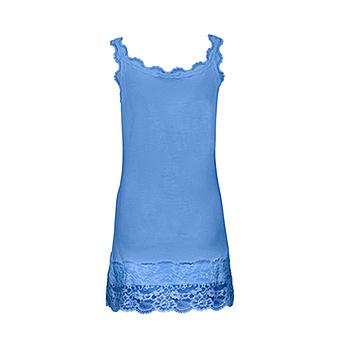 "Basic Top ""ANNA"", himmelblau"