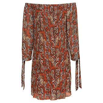 Plissee-Kleid, outback