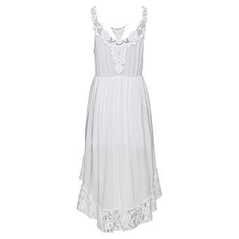 Kleid, weiß