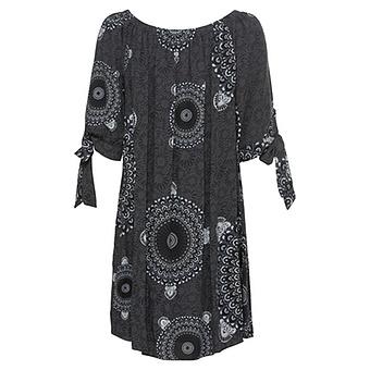 Kleid mit Carmen-Ausschnitt, magnet