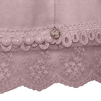 Basic Top mit Rosen-Design 76cm, rosenholz