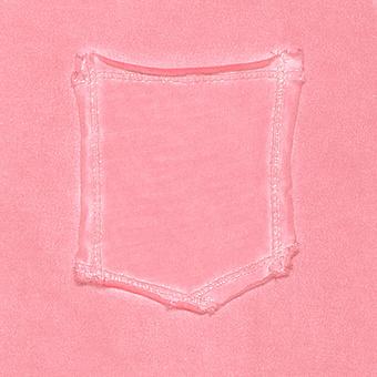 Basic Shirt mit Brusttasche, hummer