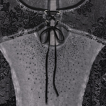 Tunikashirt im Floral-Design, magnet