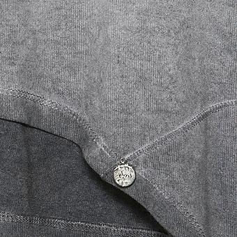 Shirt mit Rollkragen und Spitze, magnet