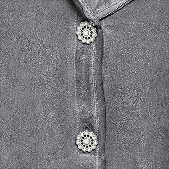 Sweat-Blazer mit Perlen, eiffelturm
