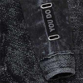 Hoodie aus 100% Cotton, magnet