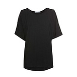 COSY Basic-Shirt, schwarz