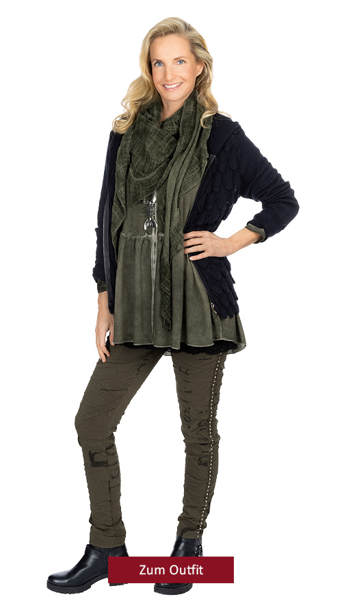 "Outfit ""Khaki Edition"""