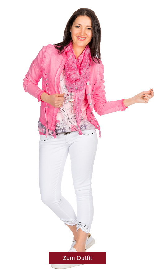 "Outfit ""Think Pink"""