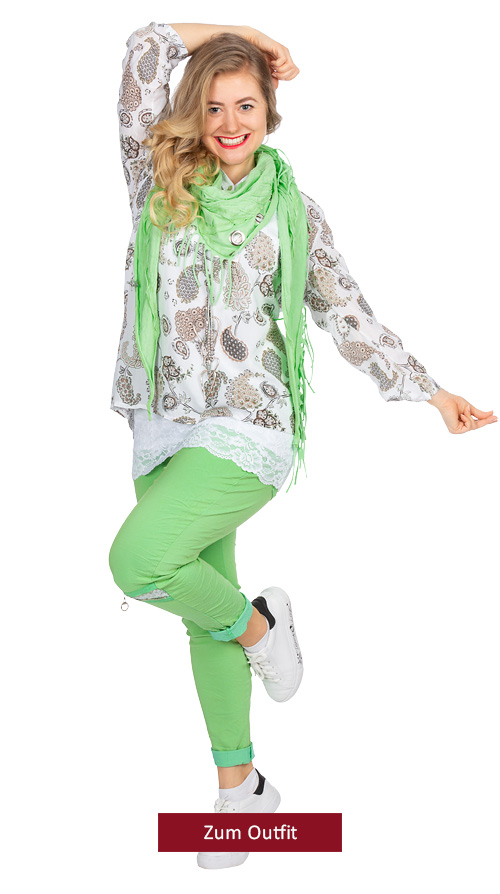 """Outfit """"Feeling Green"""""""