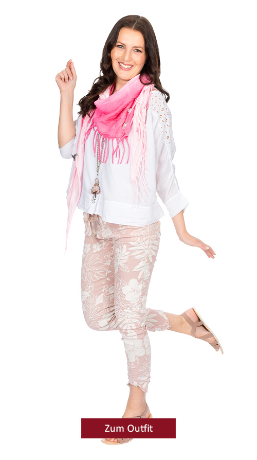 "Outfit ""Romantic & Casual"""