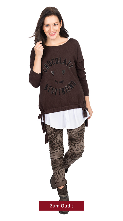 """Outfit """" Chocolate Lover"""""""