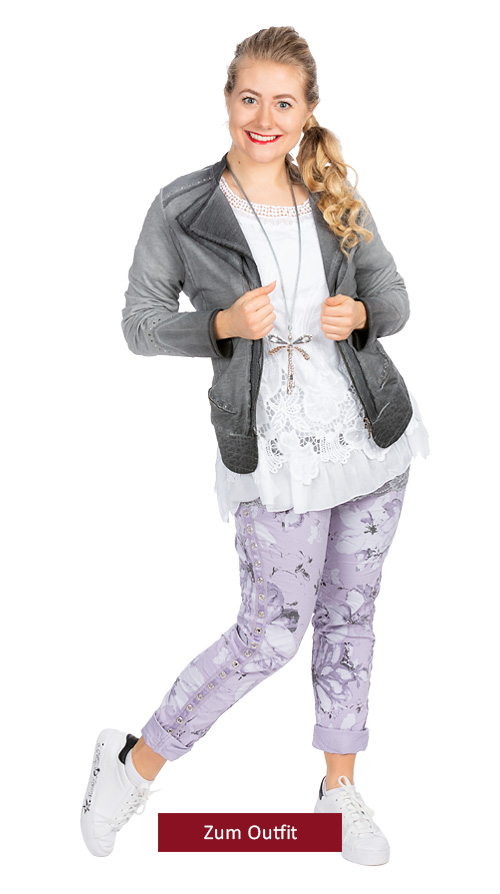 """Outfit """"Lilac Romantic"""""""