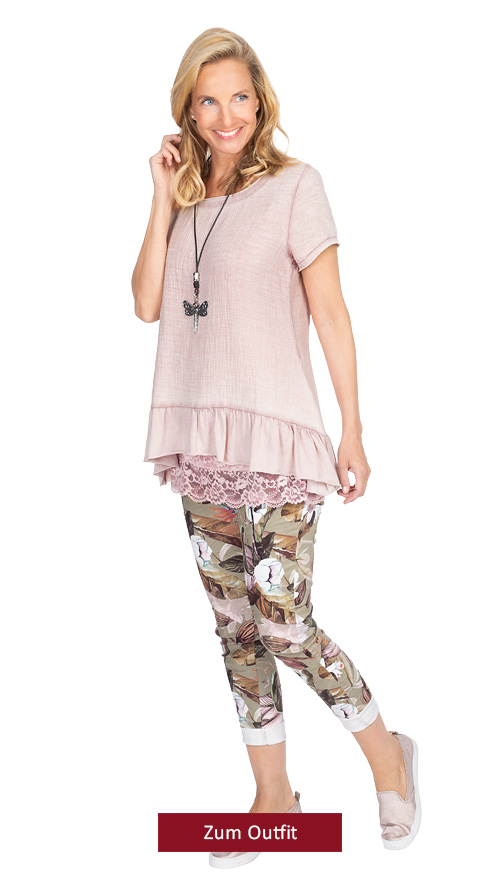 """Outfit """"Romantic Pink"""""""