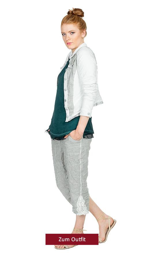 """Outfit """"Gestreift mit Jasper"""" 06.2019"""
