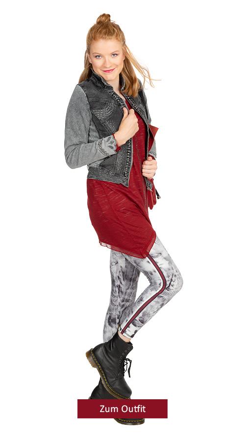 "Outfit ""Leggings mit WOW-Effekt"" 08.2019"