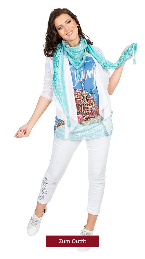 "Outfit ""Himmelblau"""
