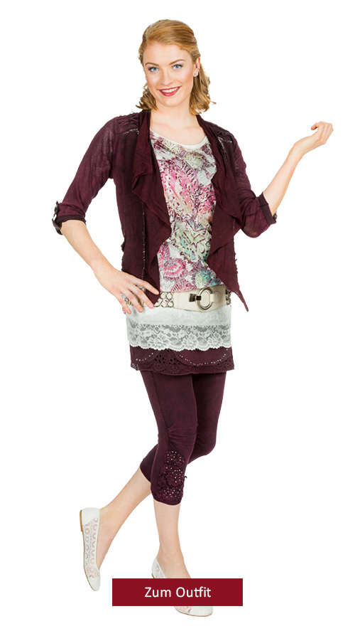 "Outfit ""Summer Dark"" in Calla 07.2018"
