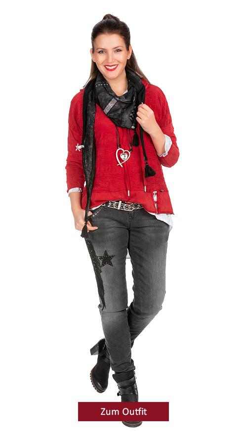 "Outfit ""Red Velvet"""