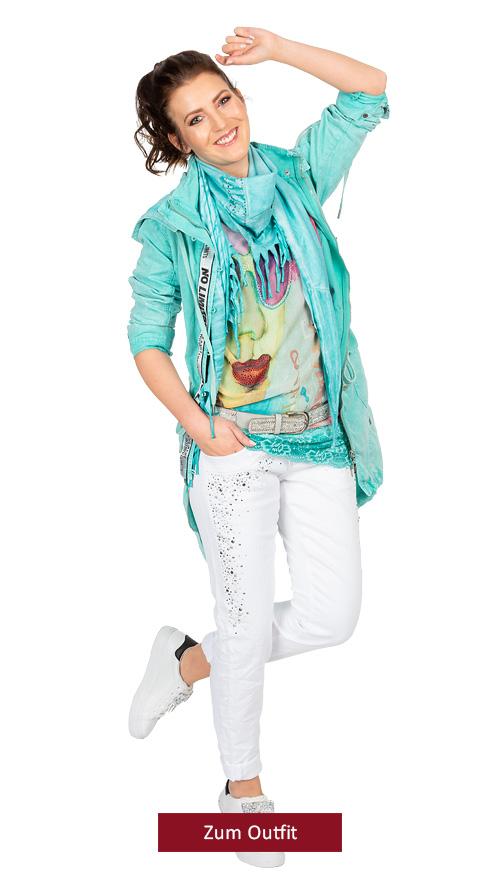"""Outfit """"Frühlingshafter Frischekick"""""""