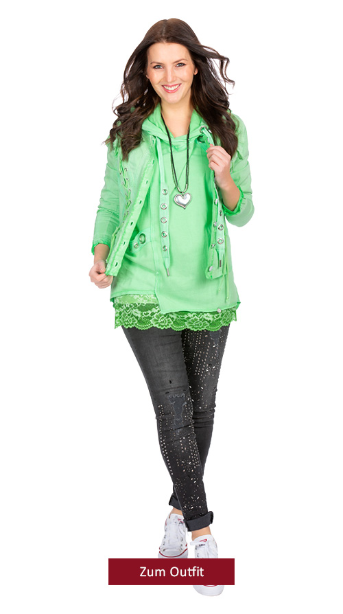 """Outfit """"Green Spirit"""""""