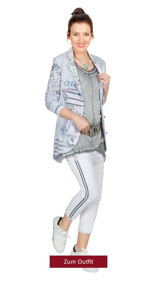 """Outfit """"Sporty Blazer"""" 03.2019"""