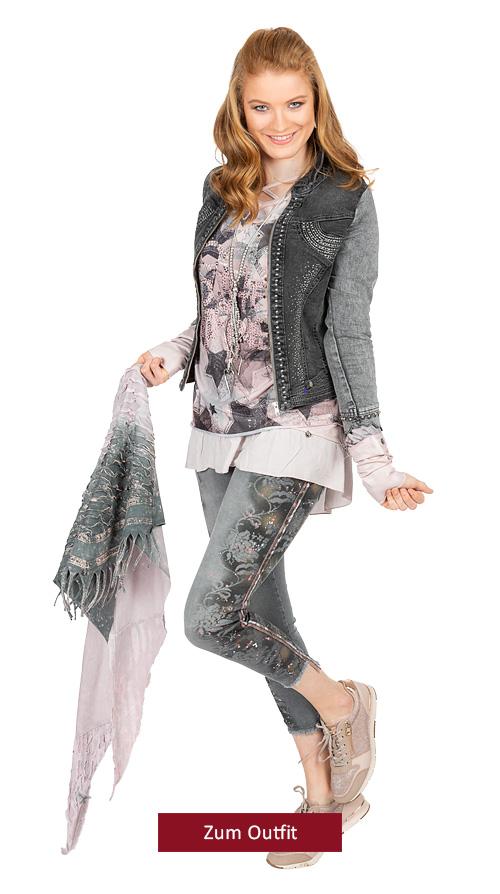 """Outfit """"la vie en rose"""""""