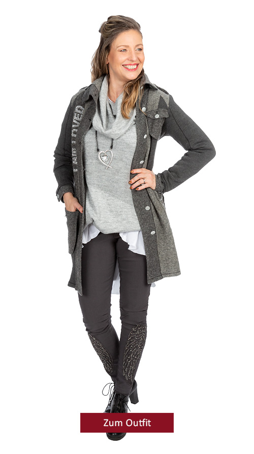 """Outfit"""" Classy Grey"""""""